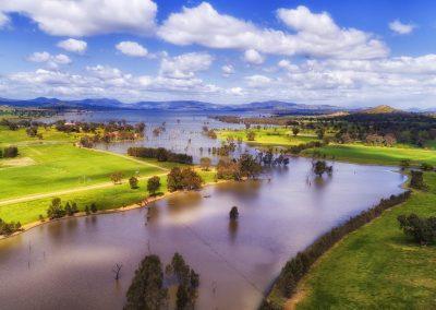 Lake Hume, Murray River