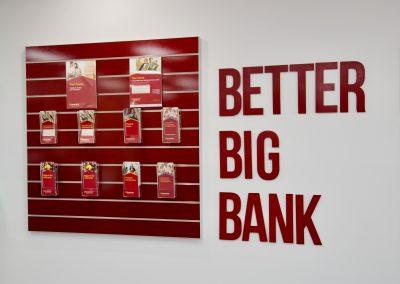 Better Big Bank