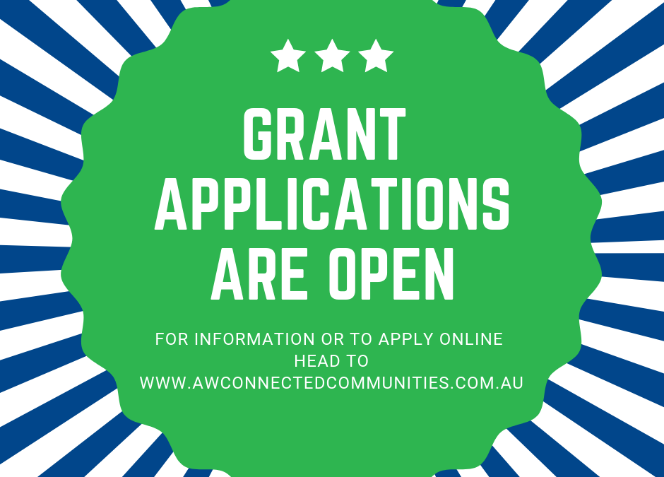 Funding opportunity for local organisations
