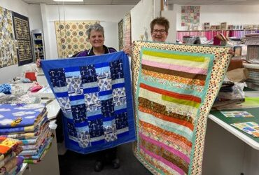 Grant Recipient AW Quilting with Friendship